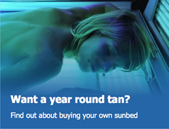 A year round tan in your own home